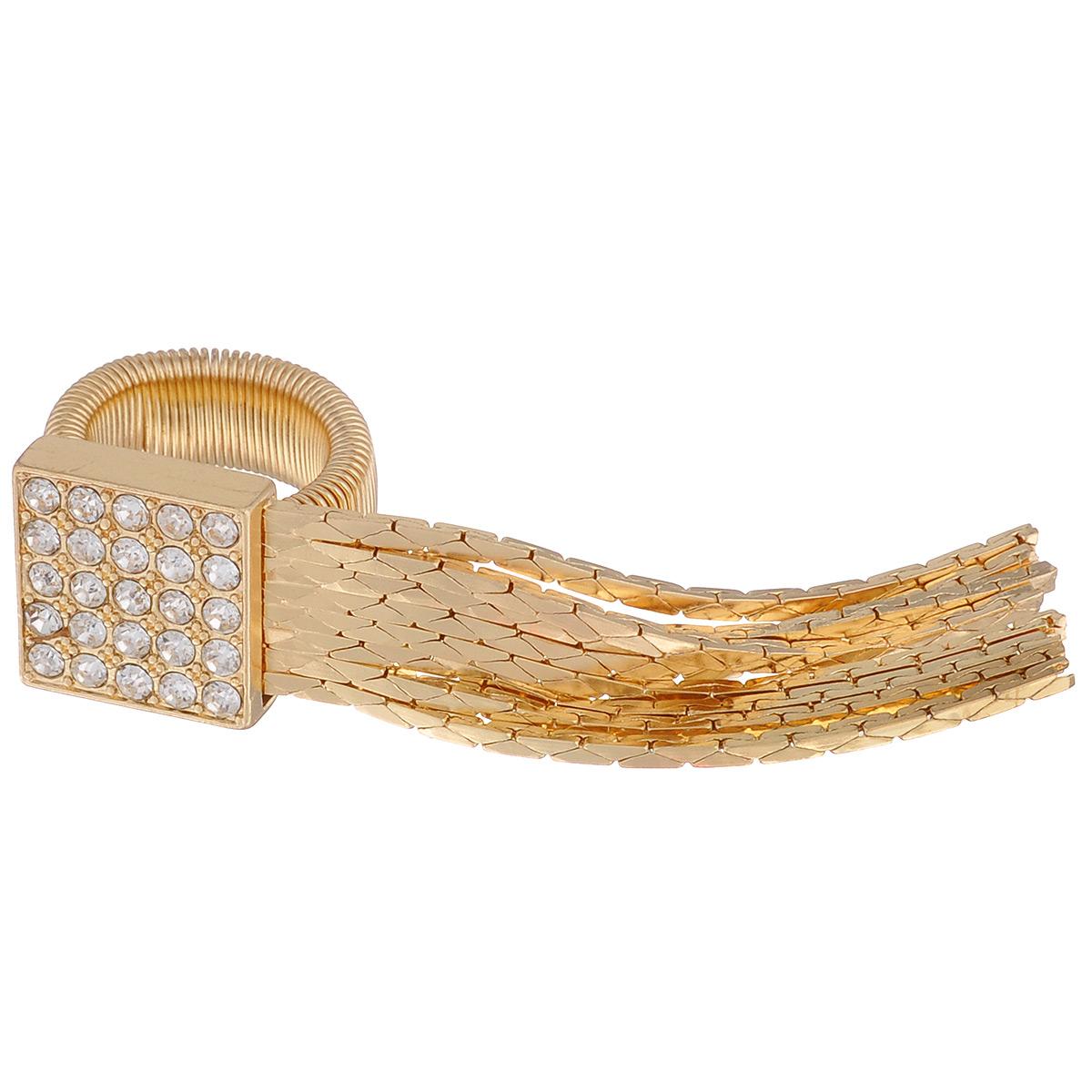 Зажим для шарфа Avgad, цвет: золотистый. EA178JW114 ( EA178JW114 )