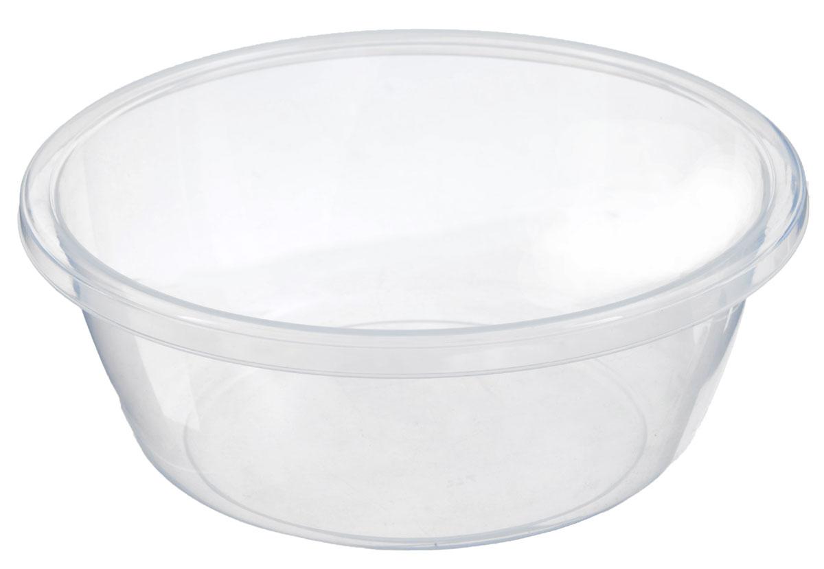 Таз Dunya Plastik, цвет: прозрачный, 7 л10335_прозрачныйТаз Dunya Plastik выполнен из прочного прозрачного пластика. Он предназначен для стирки и хранения разных вещей. По краю имеются углубления, которые обеспечивают удобный захват. Такой таз пригодится в любом хозяйстве.