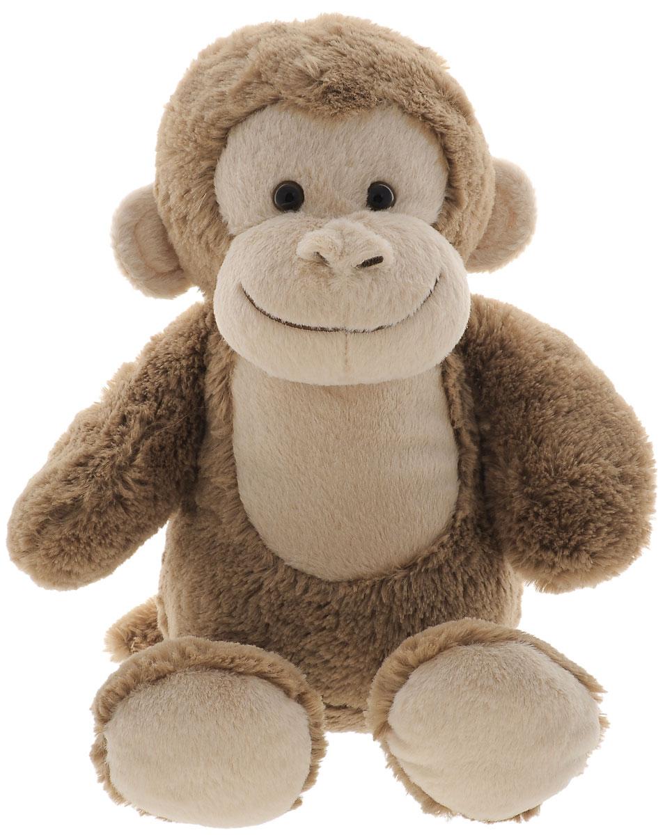 Aurora Мягкая игрушка Обезьянка, 40 см. 10-61210-612Очаровательная мягкая игрушка Обезьянка принесет радость и подарит своему обладателю мгновения нежных объятий и приятных воспоминаний. Длинный хвостик, круглые ушки и милая улыбка делают эту игрушку неповторимой и оригинальной. Глаза выполнены из пластика, мордочка обезьянки имеет уплотненную форму и широкие ноздри, что придает ей естественный вид. Игрушка изготовлена из экологически чистых материалов: высококачественного плюшa и гипoaллepгeнного cинтепoна. Не деформируется и не теряет внешний вид после машинной стирки. Великолепное качество исполнения делают эту игрушку чудесным подарком к любому празднику, как для ребенка, так и для взрослых.