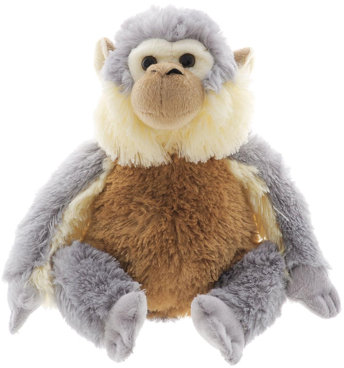 Aurora Мягкая игрушка Обезьянка, 32 см. 10-61910-619Очаровательная мягкая игрушка Обезьянка принесет радость и подарит своему обладателю мгновения нежных объятий и приятных воспоминаний. Длинный хвостик, торчащие ушки и разноцветная шерсть делают эту игрушку неповторимой и оригинальной. Глаза выполнены из пластика, мордочка обезьянки имеет уплотненную форму и широкие ноздри, что придает ей естественный вид. Игрушка изготовлена из экологически чистых материалов: высококачественного плюшa и гипoaллepгeнного cинтепoна. Не деформируется и не теряет внешний вид после машинной стирки. Великолепное качество исполнения делают эту игрушку чудесным подарком к любому празднику, как для ребенка, так и для взрослых.