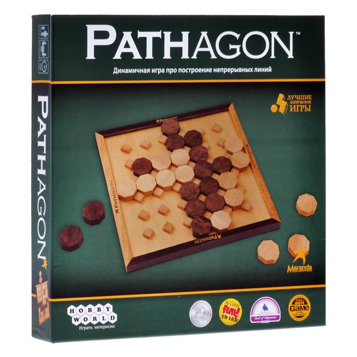 Hobby World Настольная игра Pathagon