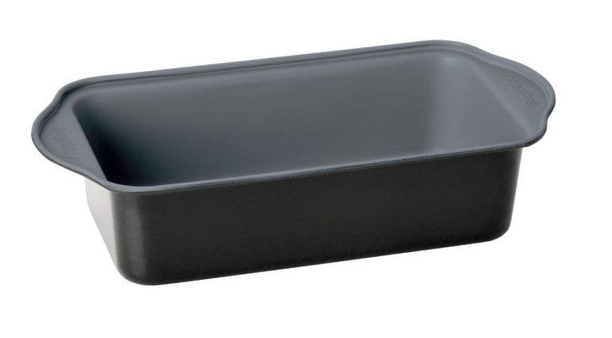 Форма для выпечки BergHOFF Earthchef, 30 х 15 см3600615Корпус формы для выпечки BergHOFF Earthchef выполнен из высокоуглеродистой стали для энергосберегающего и равномерного прогревания, что обеспечивает однородность выпечки. Внутреннее покрытие - антипригарное Ferno Green, которое не содержит ПФОК, что позволяет легко извлечь выпечку из формы. Легко моется. Рекомендуется мыть вручную. Подходит для использования в духовом шкафу. Внешние размеры: 30 см х 15 см. Внутренние размеры: 23,5 см х 12,5 см. Высота: 7 см.
