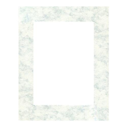 Паспарту Василиса, цвет: бело-голубой, 24 х 30 см580573Паспарту Василиса, изготовленное из плотного картона, предназначено для оформления художественных работ и фотографий. Оно располагается между багетной рамой и изображением, делая акцент на фотографии, усиливая ее визуальное восприятие. Кроме того, на паспарту часто располагают поясняющие подписи, автограф изображенного. Внешний размер: 24 см х 30 см. Внутренний размер: 15,7 см х 21,5 см.