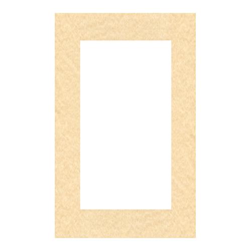 Паспарту Василиса, цвет: слоновая кость, 26 х 38 см580680Паспарту Василиса, изготовленное из плотного картона, предназначено для оформления художественных работ и фотографий. Оно располагается между багетной рамой и изображением, делая акцент на фотографии, усиливая ее визуальное восприятие. Кроме того, на паспарту часто располагают поясняющие подписи, автограф изображенного. Внешний размер: 26 см х 38 см. Внутренний размер: 18 см х 30 см.
