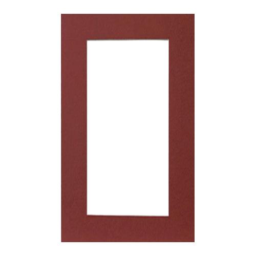 Паспарту Василиса, цвет: бордовый, 22 см х 38 см581084Паспарту Василиса, изготовленное из плотного картона, предназначено для оформления художественных работ и фотографий. Оно располагается между багетной рамой и изображением, делая акцент на фотографии, усиливая ее визуальное восприятие. Кроме того, на паспарту часто располагают поясняющие подписи, автограф изображенного. Внешний размер: 22 см х 38 см. Внутренний размер: 14 см х 30 см.