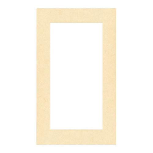 Паспарту Василиса, цвет: светло-бежевый, 22 х 38 см581087Паспарту Василиса, изготовленное из плотного картона, предназначено для оформления художественных работ и фотографий. Оно располагается между багетной рамой и изображением, делая акцент на фотографии, усиливая ее визуальное восприятие. Кроме того, на паспарту часто располагают поясняющие подписи, автограф изображенного. Внешний размер: 22 см х 38 см. Внутренний размер: 14 см х 30 см.