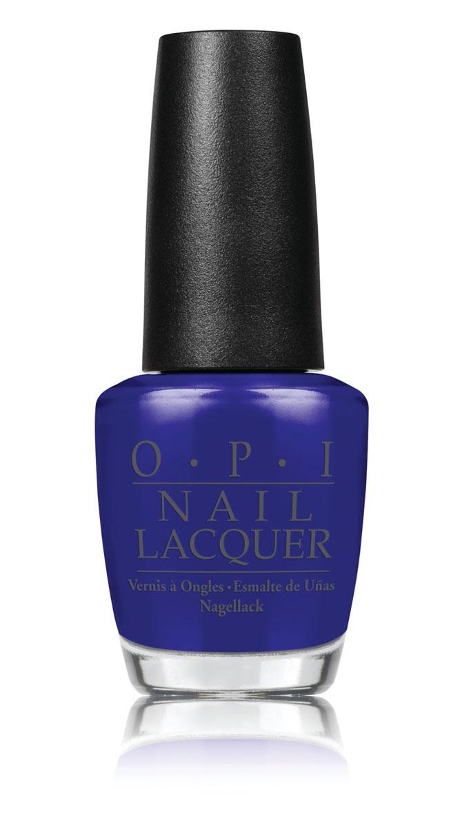 OPI Лак для ногтей My Car Has Navy-gation, 15 млNLA76Лак для ногтей из коллекции Brights OPI 2015. Насыщенный темно-синий оттенок. Палитра лаков Brights OPI - это яркие лаки для ногтей, которые отлично смотрятся как на длинных, так и на коротких ногтях. Для более насыщенного маникюра наносите лаки Brights поверх базового покрытия белого цвета. Вся коллекция представлена также и в гель-лаке GelColor.