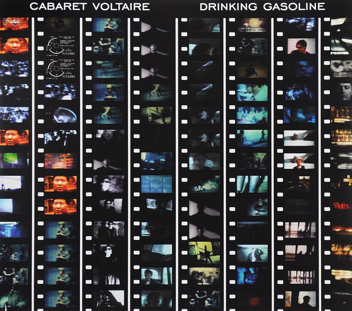 Cabaret Voltaire. Drinking Gasoline (CD + DVD)