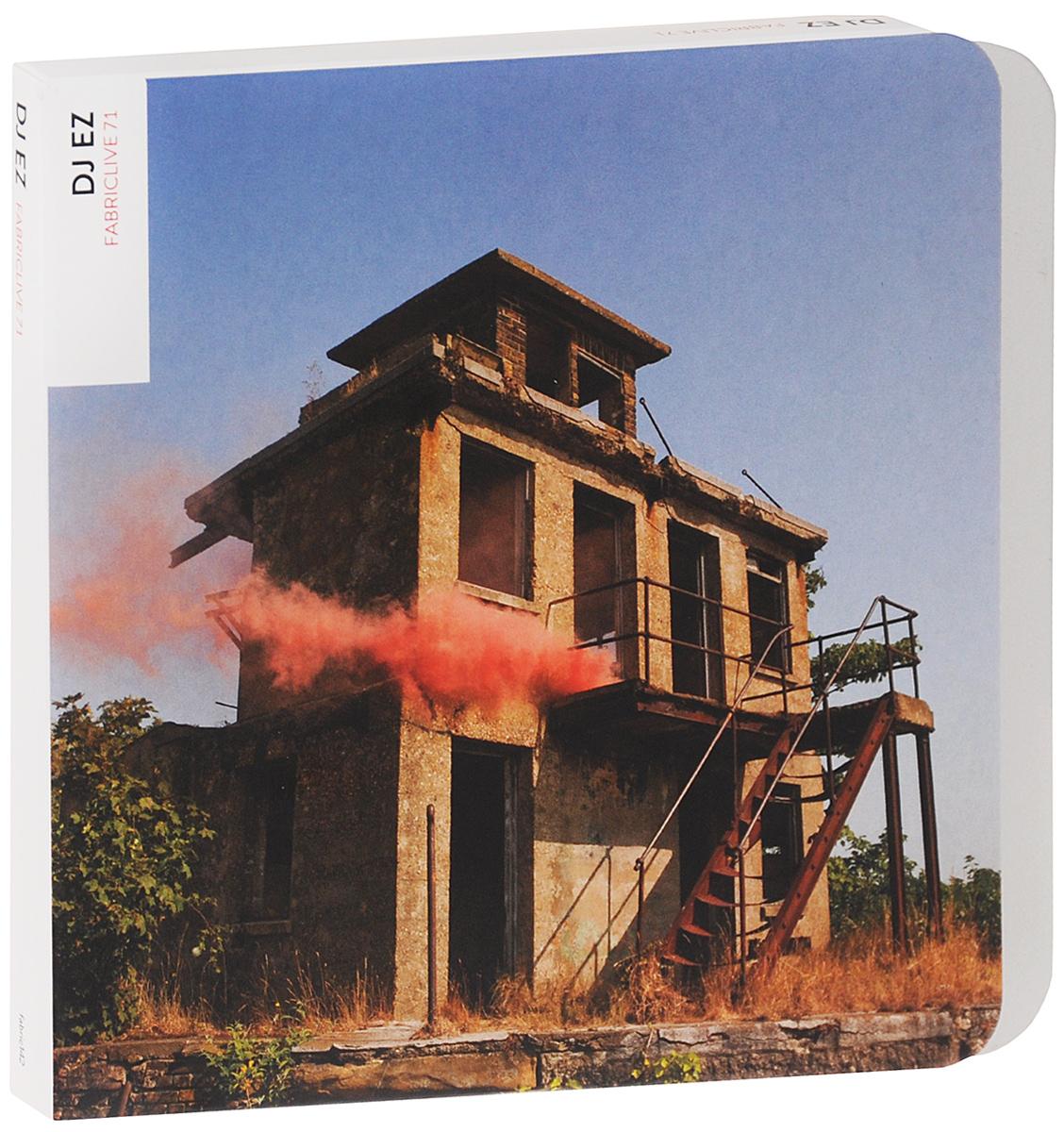 Dj EZ. Fabriclive 71 2013 Audio CD