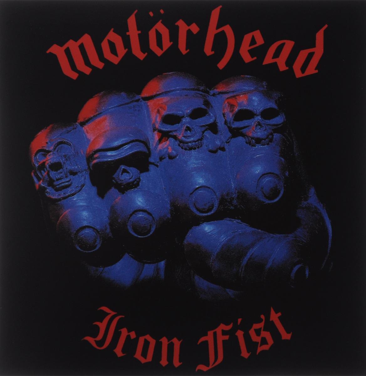 Motorhead. Iron Fist