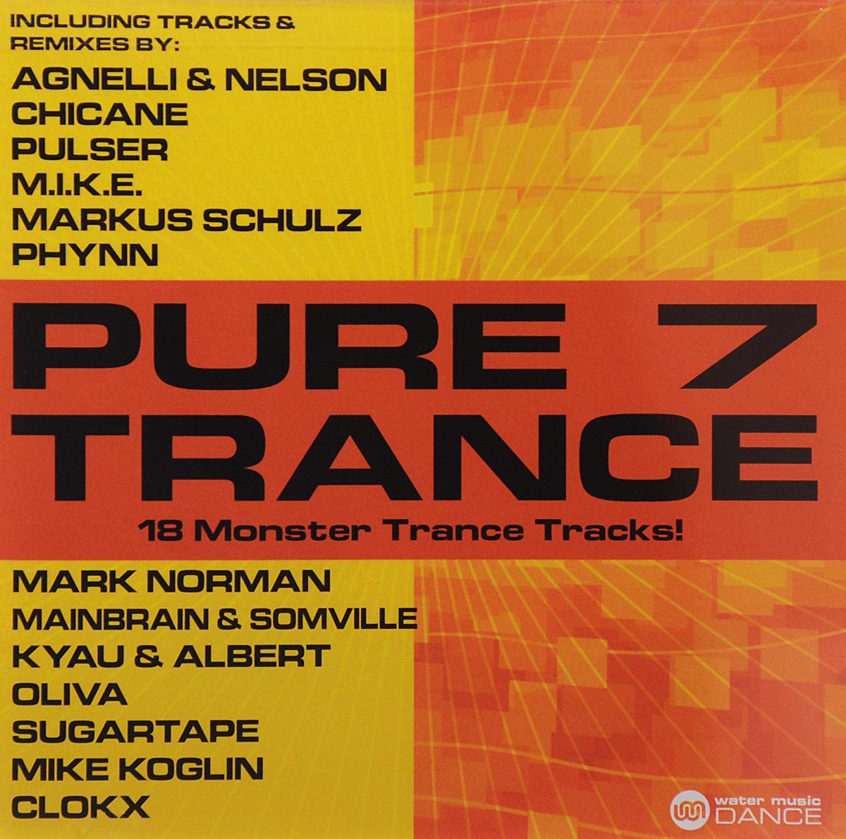 Pure Trance 7 2007 Audio CD