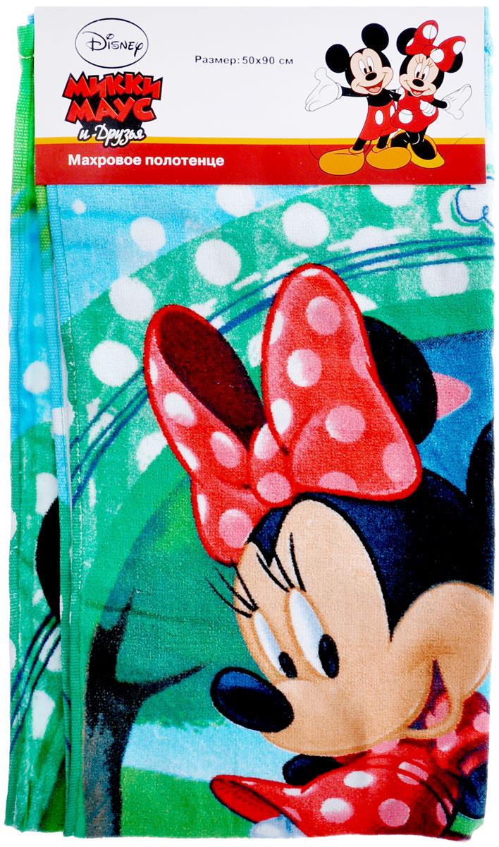 Mona Liza Полотенце махровое Микки в парке, 50 см х 90 см508920/2Махровое полотенце Mona Liza Микки в парке, выполненное из натурального 100% хлопка, подарит вам и вашему малышу мягкость и необыкновенный комфорт в использовании. Полотенце украшено изображением знаменитого Микки Мауса. Красочное изображение Микки Мауса и невероятная мягкость полотенца обязательно приведут в восторг вашего ребенка и превратят любое купание в веселую и увлекательную игру. Ткань не вызывает аллергических реакций, обладает высокой гигроскопичностью и воздухопроницаемостью. Полотенце великолепно впитывает влагу, нежное на ощупь и не теряет своих свойств после многократной стирки. Порадуйте себя и своего ребенка таким замечательным подарком! Режим стирки: при 40°С; плотность плетения ткани: средняя.