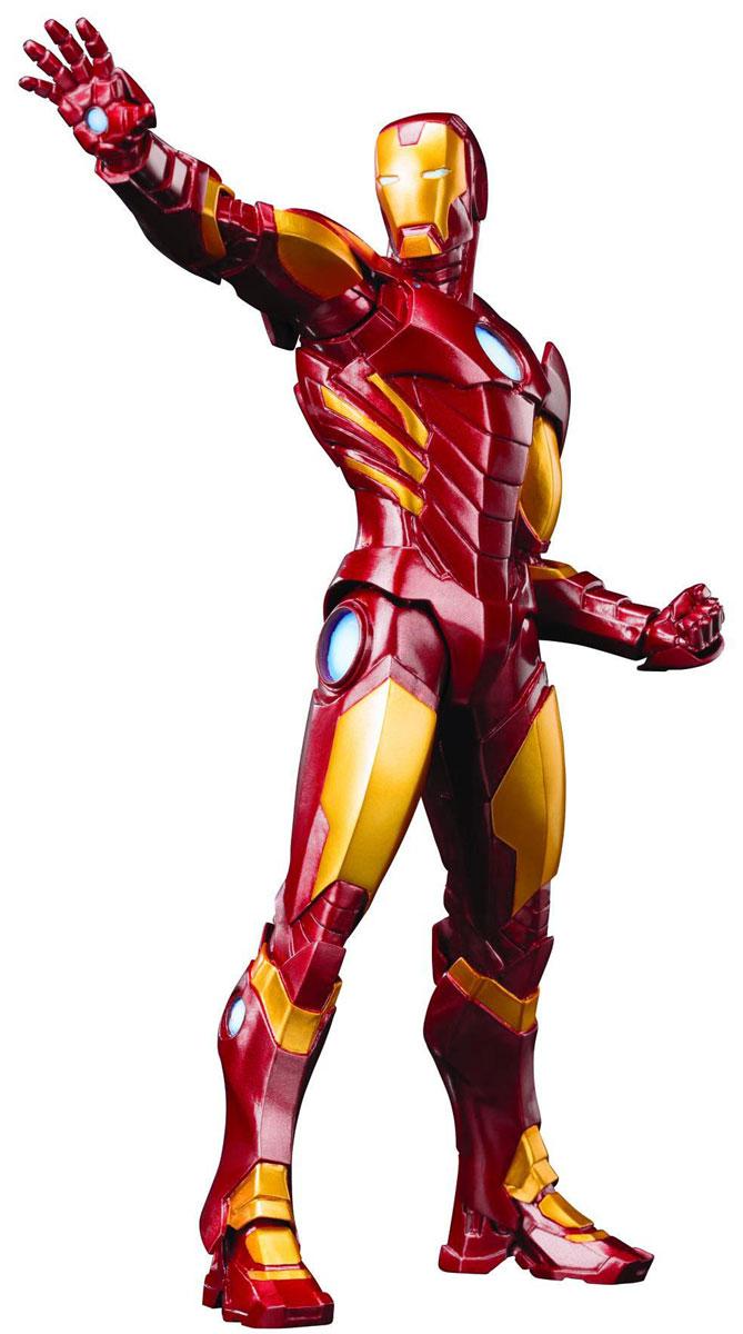 Марвел. Статуэтка Железный человек в красной броне