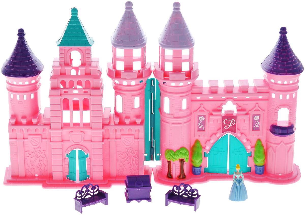 Disney Дом для кукол Маленький замок Принцесса