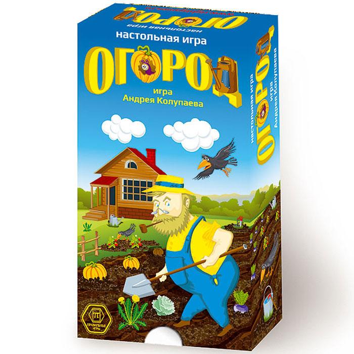 Правильные игры Настольная игра Огород ( 26-01-01 )