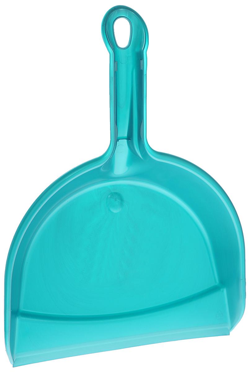Совок Konex Оптима, цвет: бирюзовый, 21 см х 15,5 смkon33020_бирюзовыйСовок Konex Оптима выполнен из прочного пластика и имеет удобную эргономичную ручку. Он предназначен для сбора мусора и пыли при уборке помещений. Отверстие на ручке совка позволит повесить его в любом удобном месте. Размер рабочей части: 21 см х 15,5 см х 6,5 см. Длина ручки: 12 см.