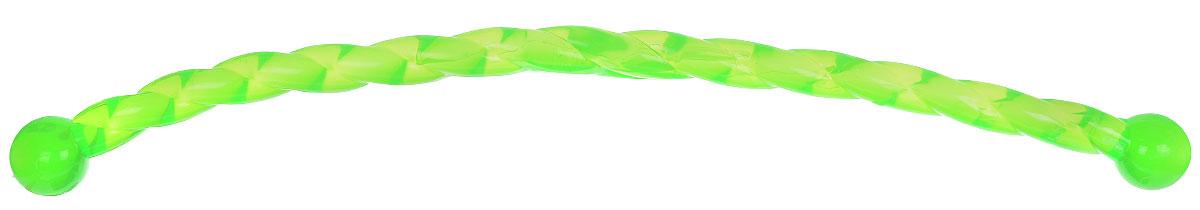 Игрушка-аппортировка Kong Safestix большая, цвет: светло-зеленый. PF1PF1_зеленыйИгрушка Kong Safestix предназначена для собак крупных и гигантских пород весом от 25 до 60 кг. Эта игрушка, изготовленная из специальной синтетической резины, является великолепным решением для собак, так как способствует формированию правильного поведения. Она массирует десна и поддерживает полость рта и зубы чистыми. Плавает на поверхности воды, не трескается на морозе.