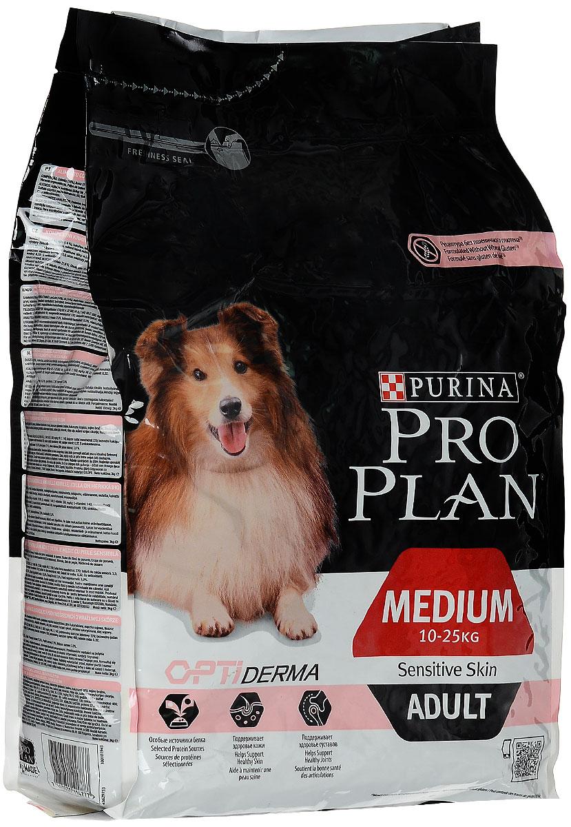 Корм сухой Pro Plan Adult Small Sensitive для собак с чувствительным пищеварением, с лососем и рисом, 3 кг60143Корм сухой Pro Plan Adult Small Sensitive - это полностью сбалансированный корм, предназначенный специально для взрослых собак с чувствительной кожей и пищеварением в возрасте от 1 года до 7 лет. Основные свойства: - нормализует функционирование и равновесие между всеми защитными системами организма; - облегчает переваривание и повышает переносимость пищи. Дополнительные свойства: - поддерживает и защищает пищеварительную систему; - борется со свободными радикалами и поддерживает силы иммунной системы; - обеспечивает силу и эластичность кожи, толщину шерсти, защищая от неблагоприятных внешних факторов. Состав: лосось 14%, рис 14%, кукуруза, сухой белок лосося, кукурузный глютен, кукурузная мука, продукты переработки растительного сырья, животный жир, вкусоароматическая кормовая добавка, сухая мякоть свеклы, яичный порошок, минеральные вещества, рыбий жир, сушеный корень цикория, кукурузный крахмал, масло соевое, витамины,...