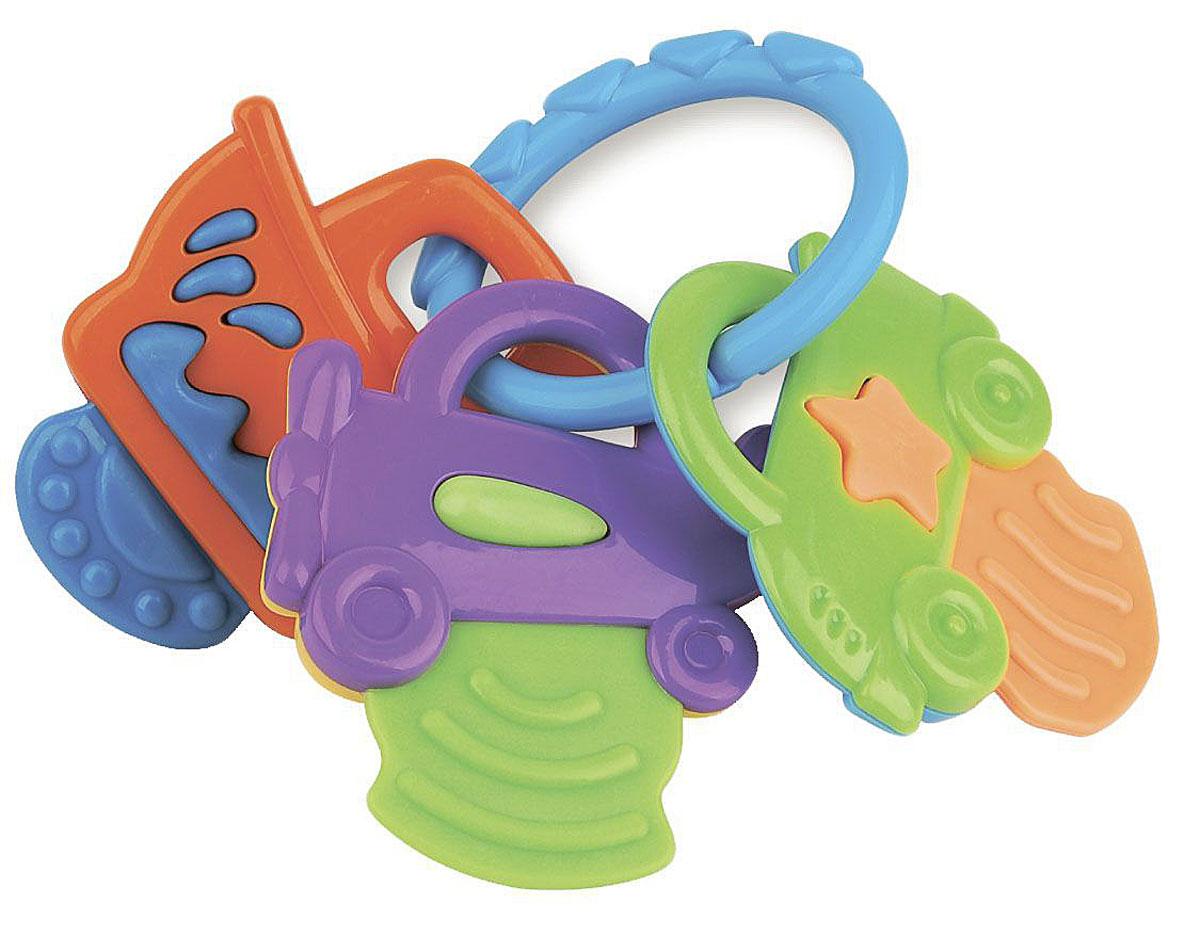Mioshi Прорезыватель МашинкиTY9043Прорезыватель Машинки станет незаменимой игрушкой вашему малышу в первые месяцы и годы его жизни. Яркий, приятный на ощупь прорезыватель с тремя разными подвесками, станет любимой игрушкой вашей крохи с первых дней жизни. Дети в раннем возрасте всегда очень любознательны, они тщательно исследуют все, что попадает им в руки. Заботясь об их здоровье и безопасности, Mioshi выпускает только качественную продукцию, которая прошла сертификацию. Вместе с наборами Mioshi малютки развивают мелкую моторику рук, восприятие формы и цвета предметов, а также слух и зрение. Уважаемые клиенты! Обращаем ваше внимание на ассортимент в дизайне товара. Поставка возможна в зависимости от наличия на складе.