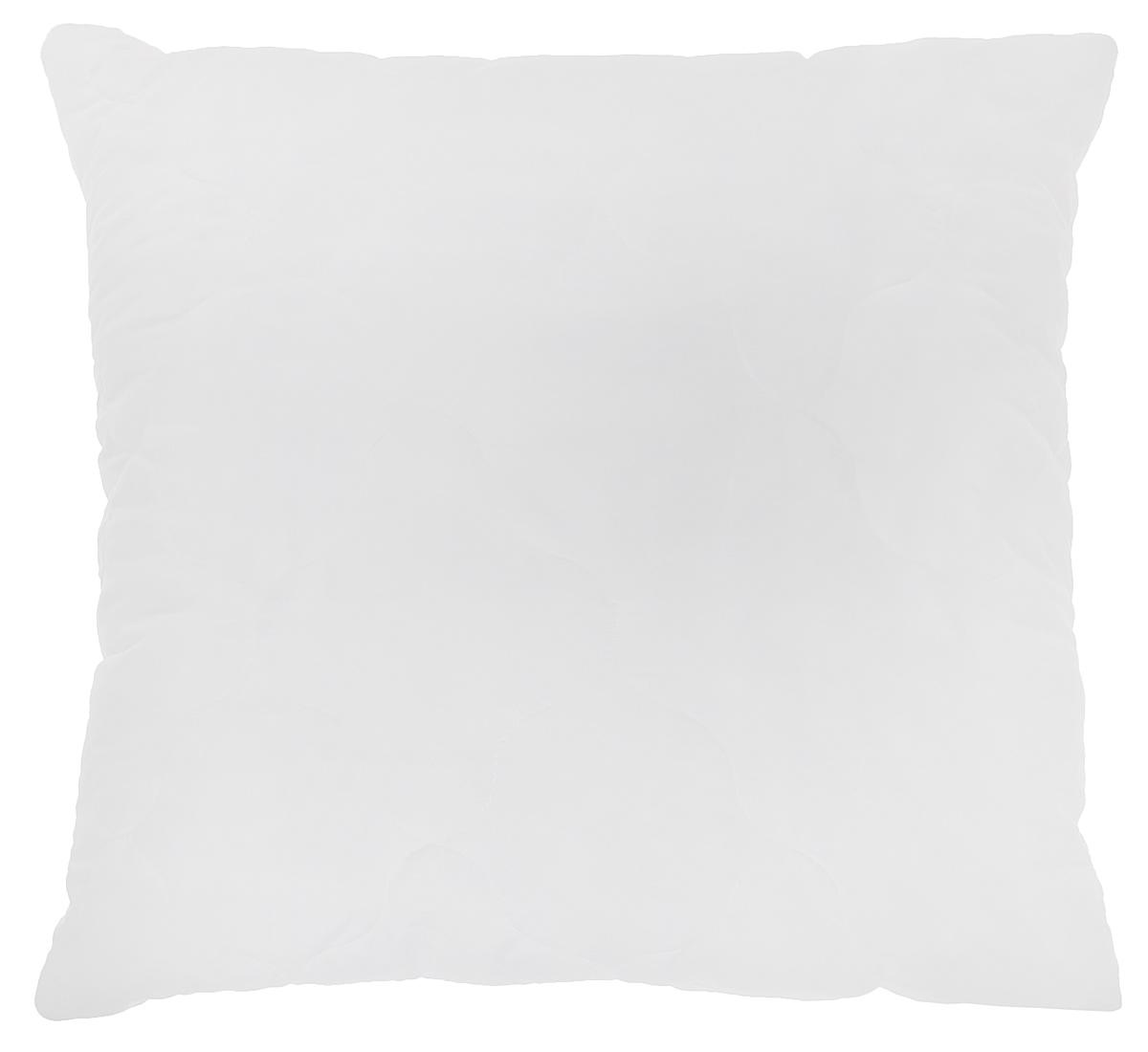 Подушка Sleeper Модена, наполнитель: силиконизированное волокно, цвет: белый, 68 х 68 см03(18)141ЕПодушка Sleeper Модена представляет собой стеганый чехол из полиэстера с наполнителем из силиконизированного волокна. Особенности подушки Sleeper Модена: - не вызывает аллергических реакций; - воздухопроницаема; - не впитывает запахи; - имеет удобную форму. Материал чехла: 100% полиэстер. Наполнитель: шарики из силиконизированного волокна. Вес наполнителя: 300 г.