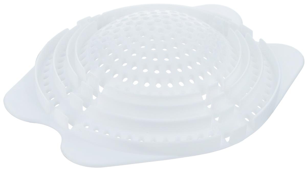 Приспособление для слива банок LaSella, диаметр 10 смGT013Приспособление LaSella, выполненное из прочного пластика, обеспечивает легкий слив жидкостей из всех типов банок. Можно сливать плотные жидкости. Защелка защищает пальцы от острых краев банок и препятствует большому количеству брызг.