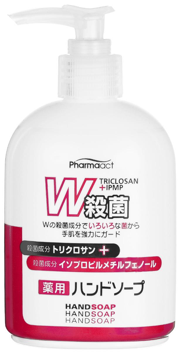 Мыло-гель для рук Pharmaact антибактериальное, 200 мл011977Мыло-гель для рук с ароматом апельсина Pharmaact, увлажняет кожу рук, не нарушая pH-баланс. Благодаря дозатору удобно и экономично в использовании. Способ применения: Нанести необходимое количество мыла на кисти рук, обработать образовавшейся пеной, затем тщательно смыть.