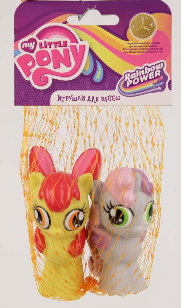 My Little pony Пластизоль Друзья Пони 2штGT8104Друзья Пони - это замечательный игровой набор, который станет отличным подарком для любого малыша. Фигурки выполнены в виде персонажей из мультсериала My Little Pony. Набор изготовлен из безопасного пластизоля и подходит для игр в ванной. Высота пони 8 см. В наборе 2 пони.