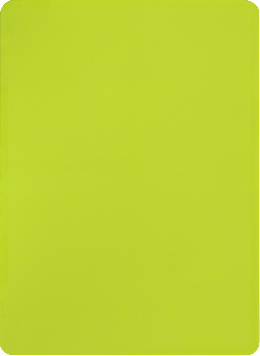 Коврик для выпечки Mayer & Boch, цвет: салатовый, 38 х 28 см21938Коврик для выпечки Mayer & Boch, изготовленный из силикона, используется для приготовления любых продуктов (мяса, рыбы, овощей) в газовых и электрических духовках, микроволновых печах. Позволяет готовить без масла и жира, выдерживает температуру до 220°С. Коврик применяется в качестве подложки на противень, форму для выпечки, сковороду. Изделие можно использовать и для заморозки продуктов в морозильных камерах, а также для сушки грибов, ягод. Подходит для многоразового использования.