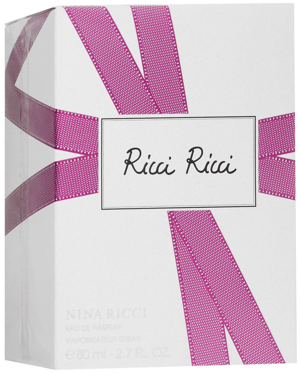 Nina Ricci Парфюмерная вода Ricci Ricci, 80 мл3137370310099