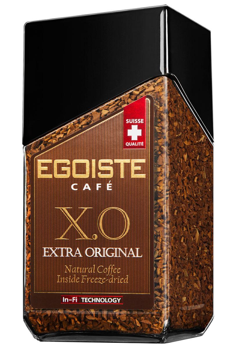 Egoiste X.O. кофе растворимый, 100 г7610121710707Egoiste X.O. имеет мягкий бархатистый вкус средней плотности с неповторимым сладким послевкусием кенийской арабики.