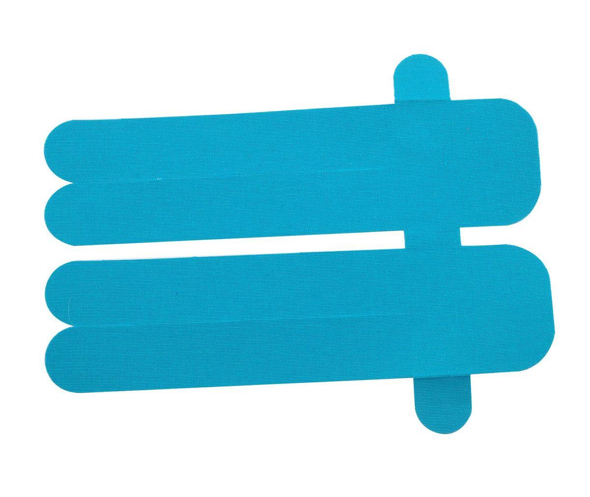 Лента кинезиологическая для спины и талии Lite Weights, цвет: голубой1213LWКинезиологическая лента Lite Weights предназначена для защиты мышц спины и талии от растяжений во время занятий спортом. Специальная хлопковая лента, не содержащая латекс, с акриловым термоактивным покрытием, аналогичная по эластичности человеческой коже, которая накладывается по методу кинезиологического тейпирования. Тейп обеспечивает адекватную работу мышц, протекание саногенетических процессов, уменьшая болевой эффект, при этом не ограничивая движений, улучшая крово- и лимфоток, обладая гипоаллергенными свойствами и полной воздухо- и влагопроницаемостью, позволяет использовать его на протяжении 5 дней, 24 часа в сутки, даже в воде. Преимущества кинезиологической ленты: позволяет снизить нагрузку на определенные мышцы; обеспечивает плавный процесс восстановления после травм; усиливает кровообращение на участке наклеивания; улучшает снабжение мышц кислородом; уменьшает болевой синдром и отечность; размер ленты: 21 см х 26,5 см; ускоряет...