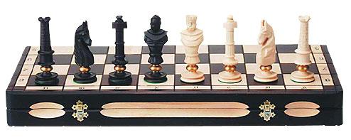Шахматы Madon Роял, размер: 65х32,5х8 см. 104104Шахматы