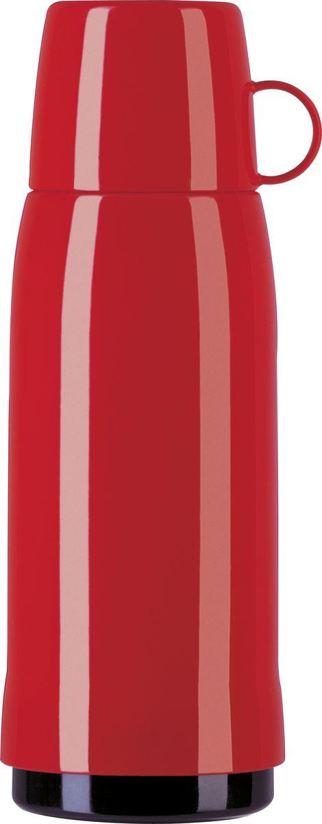 Термос Emsa Rocket, цвет: красный, 750 мл502447Термос Emsa Rocket выполнен из прочного цветного пластика со стеклянной колбой. Термос прост в использовании и очень функционален. Оснащен герметичным клапаном и крышкой, которую можно использовать в качестве стакана. Легкий и прочный термос Emsa Rocket сохранит ваши напитки горячими или холодными надолго. Высота (с учетом крышки): 29 см. Диаметр горлышка: 6,5 см. Диаметр дна: 9,5 см. Размер крышки (без учета ручки): 8 х 6,7 х 6,7 см. Сохранение холода: 24 ч. Сохранение тепла: 12 ч.
