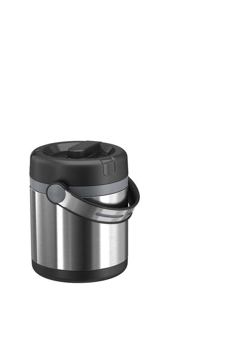 Термос для еды MOBILITY с 1-м внутренним контейнером, объем - 1.2л, черный509244