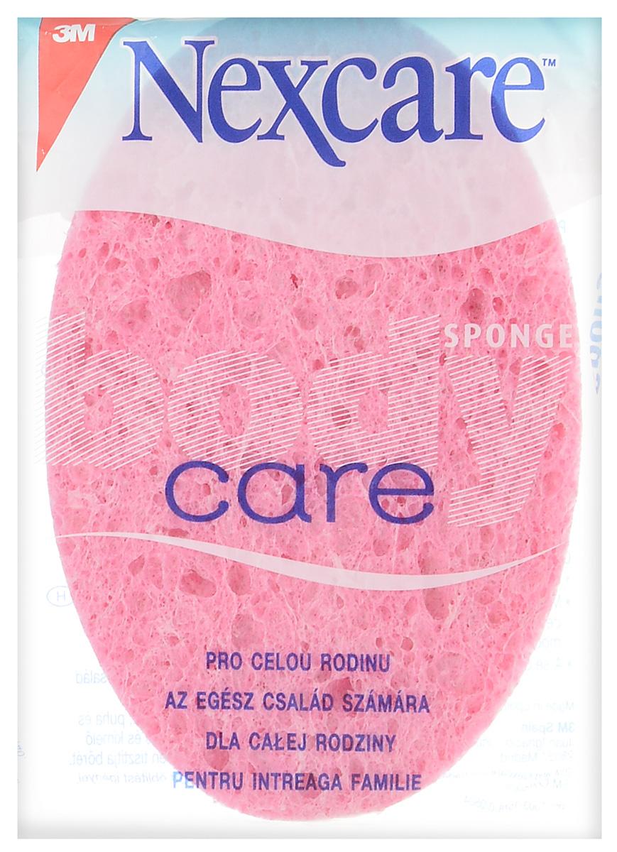 Губка для тела Nexcare, целлюлозная, цвет: розовыйRN000932715Мягкая губка для тела Nexcare подходит для всех типов кожи. Отлично моет, не повреждая кожу. Изготовленная из натурального материала, губка легко отжимается. Характеристики: Размер губки: 9,5 см х 14,5 см х 3 см. Производитель: Испания. Артикул: NBC21. Товар сертифицирован.