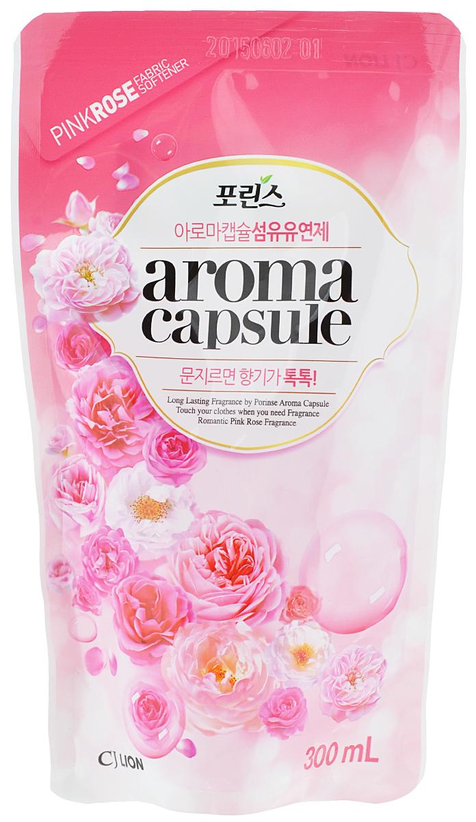 Кондиционер для белья Cj Lion Porinse Aroma Capsule, с ароматом розы, 300 мл - Cj Lion114036Кондиционер для белья Cj Lion Porinse Aroma Capsule наполнит ваши вещи нежным цветочным ароматом и надолго сохранит его на одежде. Ключевые преимущества: - Ликвидирует неприятные запахи, такие как запах пота, табака и другие. - Частицы размягчающего состава проникают глубоко в ткань, смягчают волокна тканей, устраняют статистическое электричество и облегчают процесс глаженья, а также предотвращают появление катышков и поднятие ворса ткани, предотвращает появление дефектов на ней. - Обладает очаровательным цветочным ароматом. - Абсолютно безопасен для окружающей среды. Кондиционер можно использовать как в стиральных машинах, так и при ручной стирке. Состав: ПАВ (соль диалкиламония сложноэфирного типа), ароматические масла, компоненты растительного происхождения, стабилизатор. Товар сертифицирован.