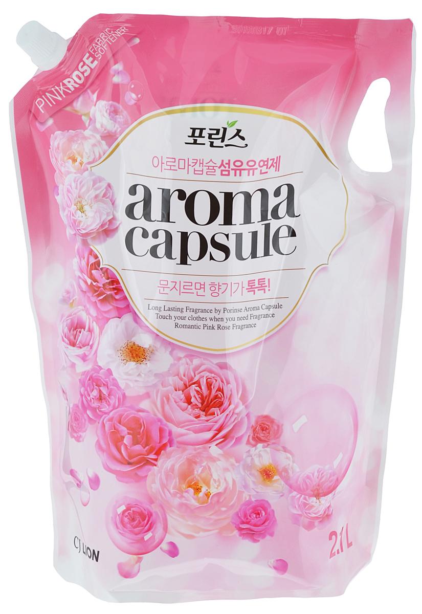 Кондиционер для белья Cj Lion Porinse Aroma Capsule, с ароматом розы, 2,1 л113962Кондиционер для белья Cj Lion Porinse Aroma Capsule наполнит ваши вещи нежным цветочным ароматом и надолго сохранит его на одежде. Ключевые преимущества: - Ликвидирует неприятные запахи, такие как запах пота, табака и другие. - Частицы размягчающего состава проникают глубоко в ткань, смягчают волокна тканей, устраняют статистическое электричество и облегчают процесс глаженья, а также предотвращают появление катышков и поднятие ворса ткани, предотвращает появление дефектов на ней. - Обладает очаровательным цветочным ароматом. - Абсолютно безопасен для окружающей среды. Кондиционер можно использовать как в стиральных машинах, так и при ручной стирке. Состав: ПАВ (соль диалкиламония сложноэфирного типа), ароматические масла, компоненты растительного происхождения, стабилизатор. Товар сертифицирован.