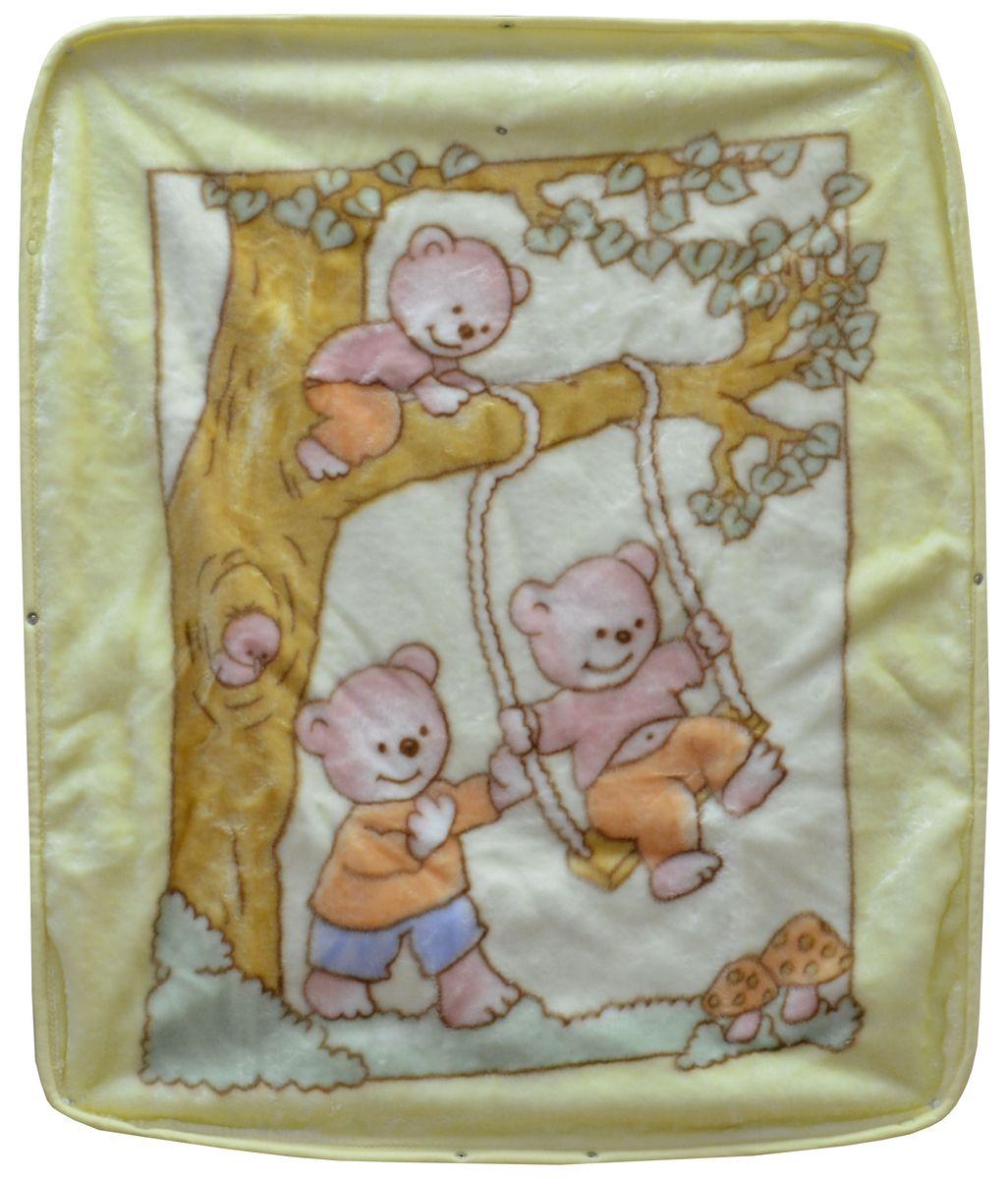 Bonne Fee Плед детский Плед-накидка для младенцев на молнии, 80 х 90 см, желтыйОНДК/300-жёлт1Защита, тепло и комфорт для малышей - использован надёжный, качественный и мягкий материал! Удобство и спокойствие для родителей обеспечивается универсальностью пледа-накидки, конструкция которого позволяет ему легко превращаться в конвертик. Отличное качество и практичность! Любите своего ребёнка и дарите ему лучшее!