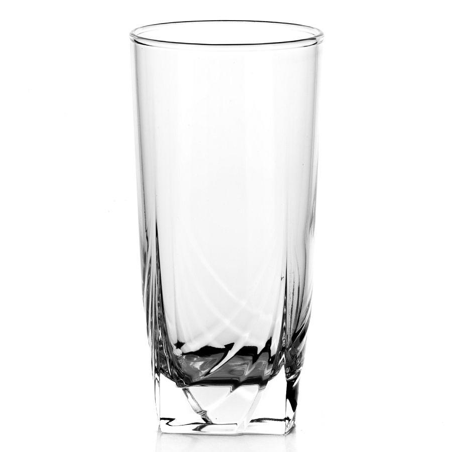 Набор стаканов Luminarc Аскот, 330 мл, 6 штH9813Набор высоких стаканов Аскот от Luminarc дополнит любую сервировку благодаря классической форме и прозрачному цвету. Выполненные в интересном дизайне, стаканы украсят стол и привлекут к себе внимание гостей. Ребристая фактура стекла, плавно переходящая в гладкую поверхность, создает впечатление тающего льда. Набор состоит из шести стаканов, емкостью 330 мл. Сделанные из качественного ударопрочного стекла, стаканы надолго сохранят безупречный внешний вид. Набор стаканов можно мыть в посудомоечной машине. Высота стакана: 14 см. Диаметр стакана: 6,5 см.