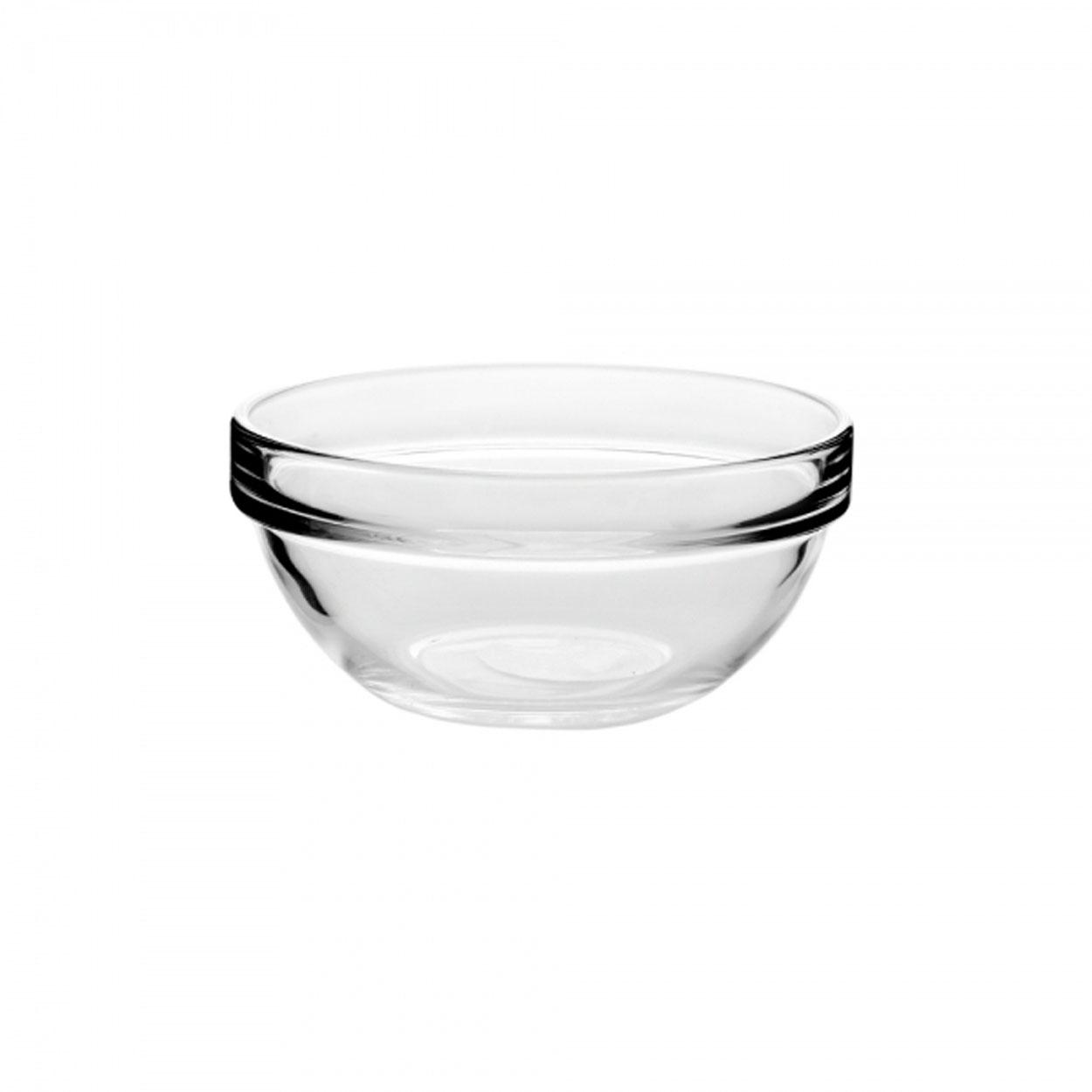 Салатник Luminarc Empilable, диаметр 12 смH9670Салатник Luminarc Empilable отлично подойдет для подачи салатов из свежих овощей и фруктов, насыщая каждого участника трапезы полезными витаминами. Простой и универсальный салатник на каждый день изготовлен из качественного стекла, безопасен при контакте с пищевыми продуктами, не выделяет вредных веществ. Можно мыть в посудомоечной машине и использовать в СВЧ. Диаметр салатника: 12 см. Высота салатника: 5,5 см.
