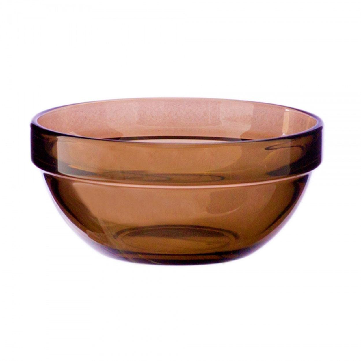 Салатник Luminarc Empilable Eclipse, диаметр 12 смH9991Салатник Luminarc Empilable Eclipse отлично подойдет для подачи салатов из свежих овощей и фруктов, а также для слоеных салатов, насыщая каждого участника трапезы полезными витаминами. Простой и универсальный салатник на каждый день изготовлен из качественного стекла, безопасен при контакте с пищевыми продуктами, не выделяет вредных веществ. Можно мыть в посудомоечной машине и использовать в СВЧ. Диаметр салатника: 12 см. Высота салатника: 5,5 см.
