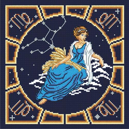Набор для вышивания крестом и бисером М.П.Студия Дева, 20 х 20 см БК- 009676046Красивый рисунок-вышивка, выполненный на канве, выглядит оригинально и всегда модно. Работа, сделанная своими руками, создаст особый уют и атмосферу в доме и долгие годы будет радовать вас и ваших близких. Набор для вышивания крестом и бисером М.П.Студия Дева содержит все необходимые материалы. Вышивка выполняется швом полный крест в две нити мулине. Дополнительные швы - 1/2 креста и назад иголка (для контура). В состав набора входит: - канва Aida 14 темно-синего цвета (100% хлопок, рисунок не нанесен), - вышивальные нитки-мулине (100% хлопок), - цветная символьная схема, - инструкция, - бисер производства Чехия, 3 цвета, - игла для вышивания. Размер канвы: 30 см х 30 см. Рекомендуемое количество цветов: 12.
