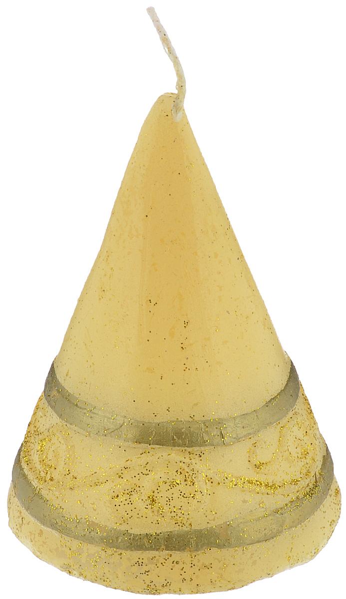 Свеча декоративная Lunten Ranta Волшебство, высота 10 см65938Декоративная свеча Lunten Ranta Волшебство, изготовленная из парафина в виде конуса, будет отличным украшением интерьера и прекрасным подарком. Создайте в своем доме атмосферу веселья и радости. Декоративная свеча принесет в ваш дом волшебство и ощущение праздника!