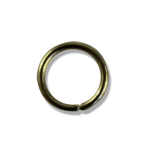 Кольцо для бус , 0,8*7мм, 100шт/уп Астра7704260_латуньКольцо для бус , 0,8*7мм, 100шт/уп Астра латунь