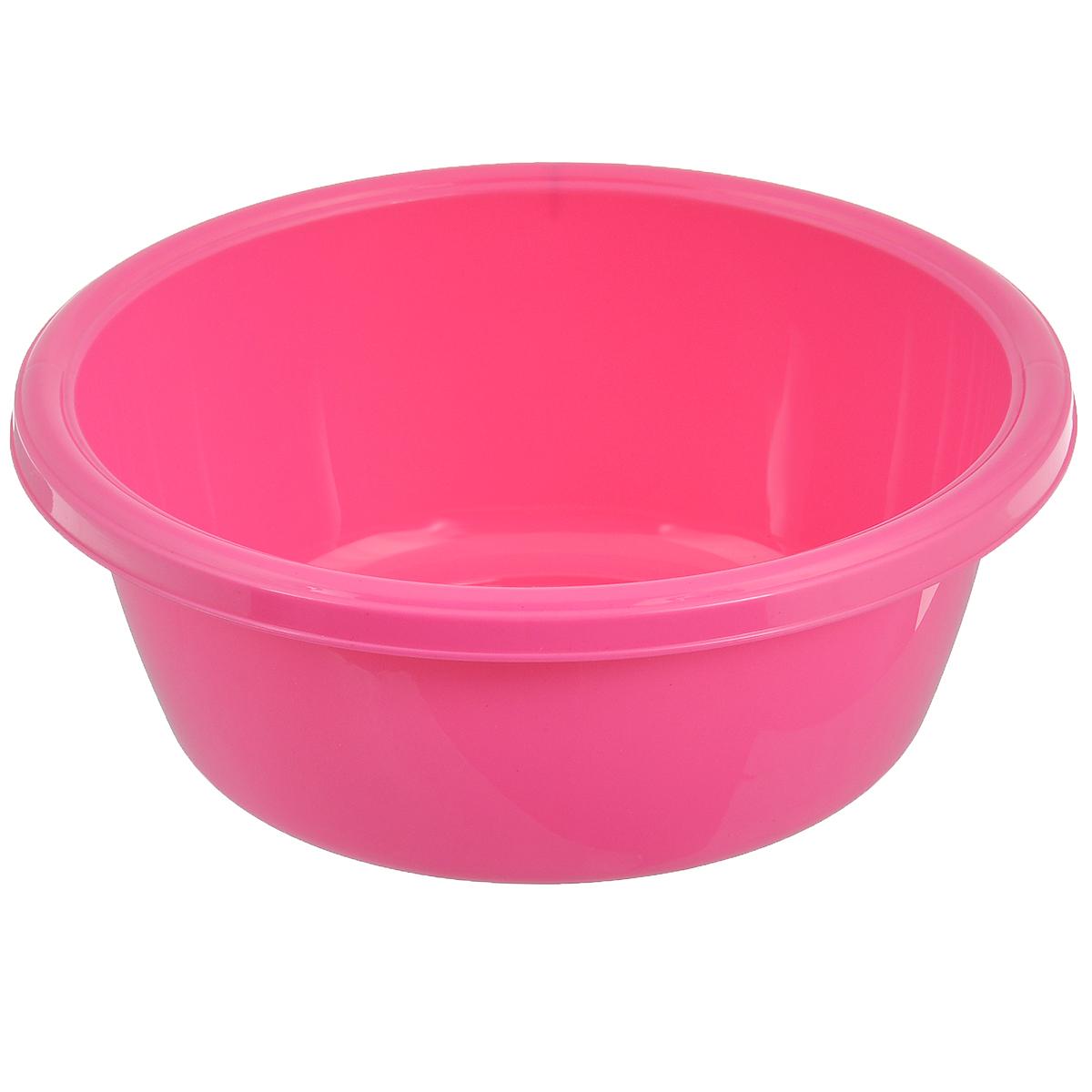 Миска Dunya Plastik, цвет: розовый, 4,5 л10324_розовыйМиска Dunya Plastik изготовлена из пластика, имеет круглую форму. Такая миска прекрасно подойдет для хранения мелких бытовых предметов, пищевых продуктов и другое. Объем: 4,5 л. Диаметр: 28 см. Высота стенки: 11 см.