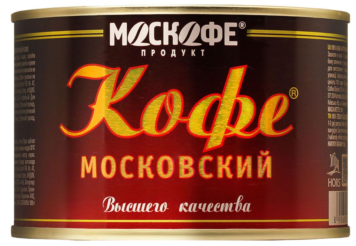 Москофе Московский кофе растворимый, 100 г