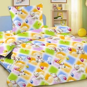 Комплект в кроватку Letto, простыня на резинкеBGR-08Комплект постельного белья в кроватку с простыней на резинке в хлопковом исполнении и с хорошими устойчивыми красителями - по очень доступной цене! Эта модель произведена из плотного пакистанского хлопка полотняного плетения группы перкаль с использованием современных устойчивых и в то же время гипоаллергенных красителей. Такое белье прослужит долго и выдержит много стирок. Размер: пододеяльник 145*110,простыня 60*120 высота 20 см, резинка целиком по периметру. нав-ка 40*60 Рисунок на наволочке может отличаться от представленного на фото. В кроватку: Пододеяльник 145х110, простынь 60х120х20 на резинке, наволочка 40х60 (1 шт).