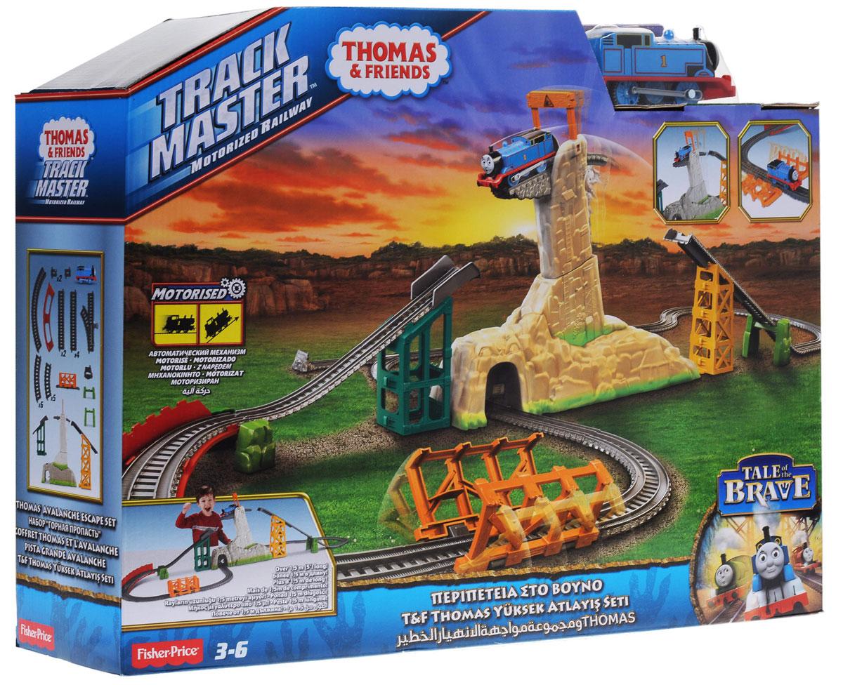 Thomas&Friends Железная дорога Побег от стихии