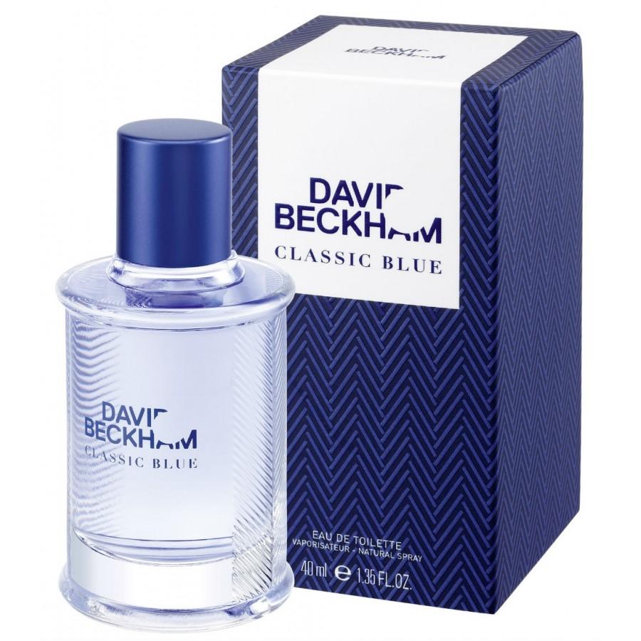 David Beckham Beckham Classic Blue Туалетная вода мужская, 60 мл32777811000Туалетная вода 60 мл Аромат для мужчин, принадлежит к группе ароматов древесные шипровые. Это новый аромат, Classic Blue выпущен в 2014. Парфюмер: Jean-Christophe Herault. Верхние ноты: Ананас, Лист фиалки и грейпфрут; ноты сердца: Мускатный шалфей, Герань и Зеленое яблоко; ноты базы: пачули, дубовый мох и Кашемировое дерево