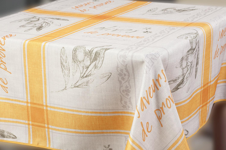 Скатерть Прованс, прямоугольная, цвет: оранжевый, 150 x 220 см6191522-31prВеликолепная прямоугольная скатерть, выполненная из полиэстера, органично впишется в интерьер любого помещения, а оригинальный дизайн удовлетворит даже самый изысканный вкус. Скатерть Прованс с водоотталкивающей пропиткой создаст праздничное настроение и станет прекрасным дополнением интерьера гостиной, кухни или столовой. Машинная стирка при 30 градусах.